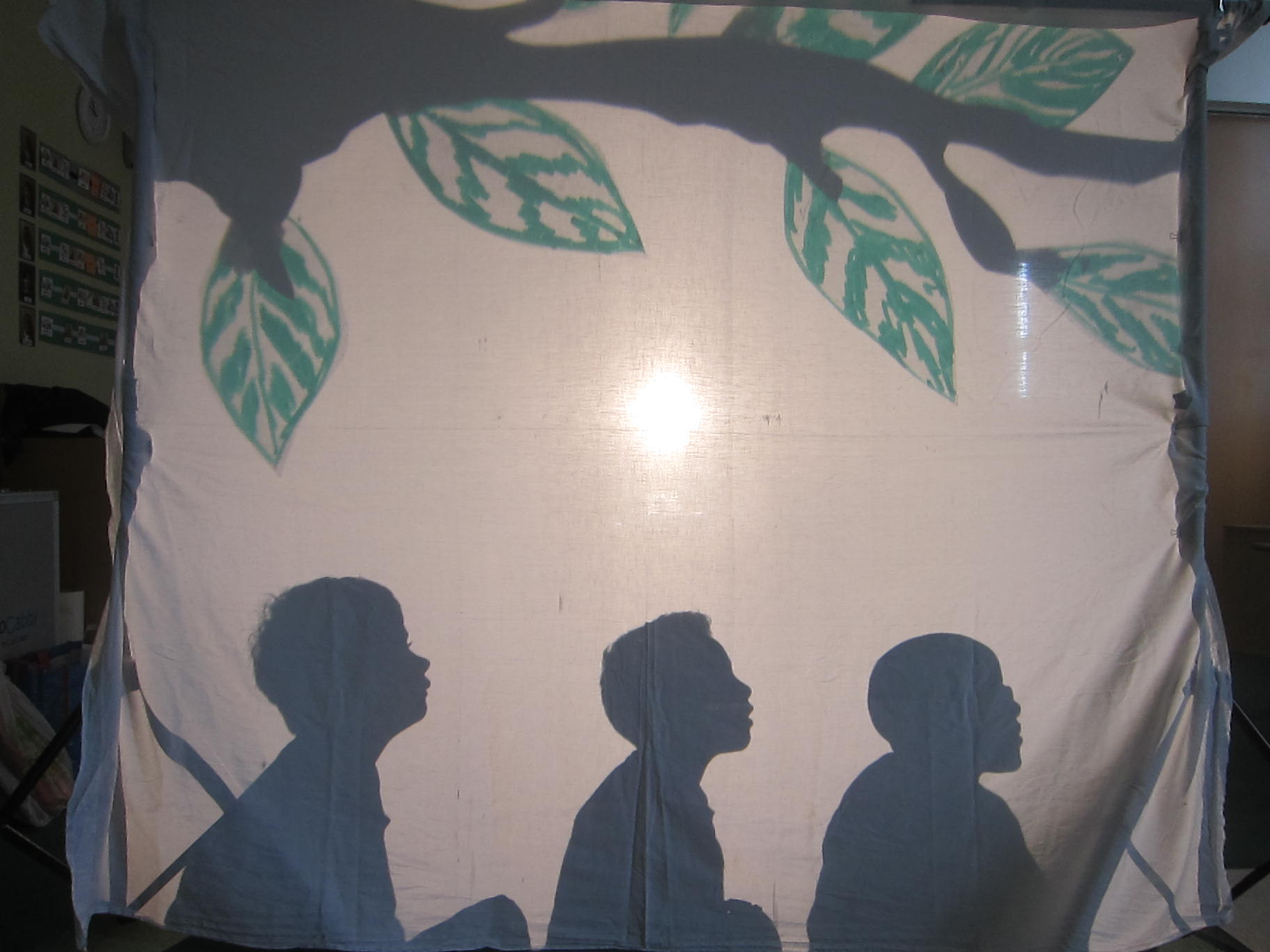 Shadow work to tell our story in pictures